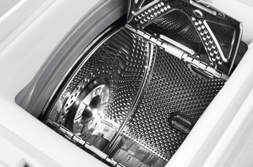 барабан стиральной машины с вертикальной загрузкой