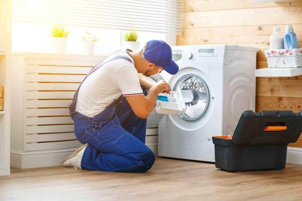 Подключение стиральной машины специалистами