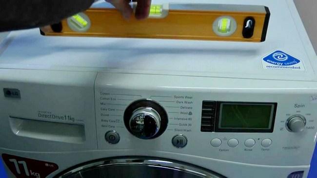 connect washing machine 8
