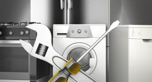услуги по ремонту бытовой техники
